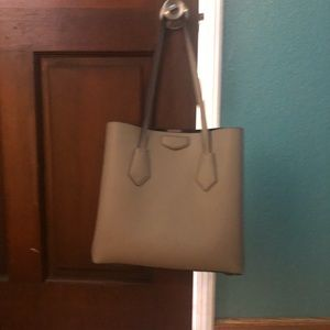 DKNY tote Leather